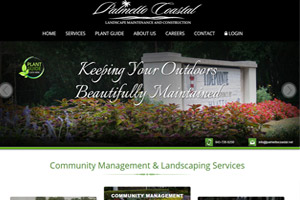 Palmetto Coastal Landscaping and Hardscapes