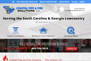 Coastal Pipe and Fire Solutions